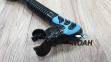 Трубка Cressi Alpha Ultra Dry, синяя 6