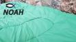 Спальный мешок универсальный Verus Nord Green до - 10°C  6