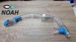 Трубка Cressi Mini Dry Blue детская 0