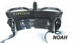 Маска Beuchat Mundial черная для подводной охоты 5