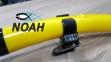 Трубка Bs Diver Aaron Dry 1 с прямой гофрой (цвет желтый)  3
