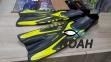Ласты BS Diver GlideFin для плавания, цвет желтый 0