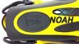 Ласты Verus Dive Expert Yellow с открытой пяткой для дайвинга 3