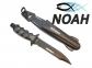 Нож Cressi Giant для подводной охоты 2