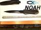 Нож Omer Maxi Laser для подводной охоты 0