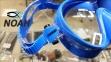 Маска Cressi F1 Frameless Blue для плавания 1