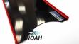 Лопасти Leaderfins Stereoblades Waves Black (100% стекло) Soft 8