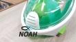 Полнолицевая маска Full Face Mask для снорклинга (цвет зеленый) 4