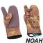 Перчатки Marlin трехпалые Nord Oliva 7 мм для подводной охоты 5
