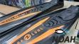 Ласты AquaLung Express с закрытой пяткой (черно-оранжевые) 3
