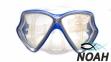Маска детская Intex 55980 для плавания, цвет синий 0