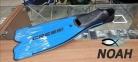 Ласты Cressi Rondinella Blue для плавания 0
