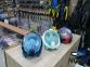 Маска Полнолицевая Bs Diver Profi Dry для снорклинга, синяя 10