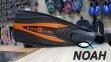 Ласты AquaLung Express с закрытой пяткой (черно-оранжевые) 7