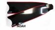 Лопасти Leaderfins Stereoblades Waves Black (100% стекло) Soft 2