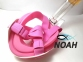Маска Полнолицевая Bs Diver Free Breath Pink для снорклинга, розовая 7