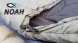 Зимний спальный мешок Verus Polar Nery Green до - 20°C (утепленный) 4