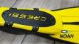 Ласты Cressi Agua Yellow для плавания 3