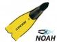 Ласты Cressi Rondinella yellow для плавания 4