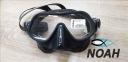 Маска Scubapro Steel Pro для плавания, черная 6