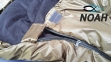 Зимний спальный мешок Verus Polar Brown до - 20°C (утепленный) 4