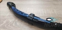 Трубка Cressi ITACA Ultra Dry, синяя 6