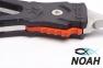 Нож SARGAN Сталкер-Стропорез Z1 с покрытием зеленый камуфляж для подводной охоты 0