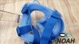 Полнолицевая маска Bs Diver MONKEY для сноркелинга (с возможностью продувки) 8