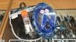 Маска полнолицевая SUBEA Easybreath 500 Oyster Blue для снорклинга, камуфляж 0