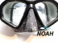 Маска Bs Diver Covert Gray для подводной охоты 4