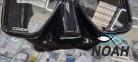 Маска Cressi SF1, литая черная для дайвинга 2