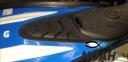 Ласты AquaLung Express с закрытой пяткой, синие 4