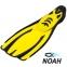 Ласты Marlin Miami Yellow для плавания 5