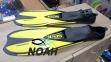 Ласты Seac Sub Speed для плавания, желтые 0