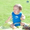 Гидрокостюм детский Konfidence Babywarma, синий 6