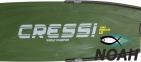 Ласты Cressi Gara Modular LD для подводной охоты 2