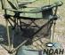Кресло-зонт раскладное с подлокотниками Ranger FS 99806, зеленое 2