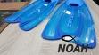 Ласты Cressi Agua Aquamarine для плавания 6