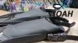 Ласты BS-Diver Hydro-Channel для снорклинга с открытой пяткой, черные 4