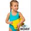 Ласты Cressi Mini Light детские, желтые 6