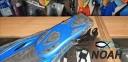 Ласты с открытой пяткой Zelart ZP-451 для плавания,  синий 4