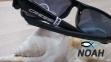 Очки CRESSI солнцезащитные DIEGO BLACK GREY (made in Italy), черные 0