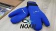 Перчатки ANT 7 мм трехпалая для подводной охоты (закрытая пора) 5