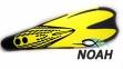 Ласты Seac Sub Speed для плавания, желтые 12