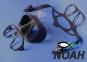 Маска Cressi Calibro Black для подводной охоты 12