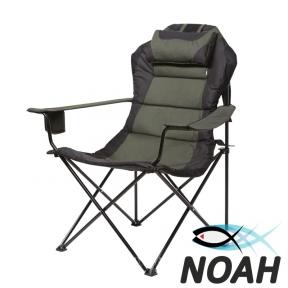 Кресло раскладное Мастер карп зеленый