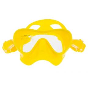 Маска Marlin Frameless Duo Yellow для плавания
