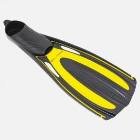 Ласты Marlin Cayman желтые, закрытая пятка