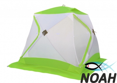 Палатка Лотос Куб Классик А8 для зимней рыбалки