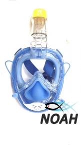 Полнолицевая маска Bs Diver MONKEY для сноркелинга (с возможностью продувки)